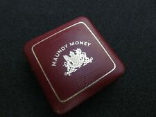 More details for vintage royal mint maundy money box only no coins