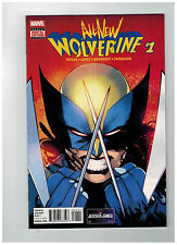 ALL-NEW WOLVERINE #1  1st Printing                          / 2016 Marvel Comics