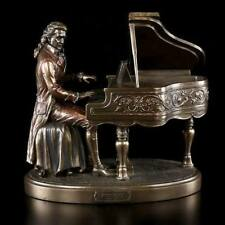 Wolfgang Amadeus Mozart Figurine paillettes sur Fil de fer Clavier - VERONESE