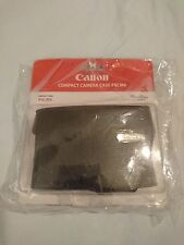 Genuine Official Canon Leather Camera Case PSCM6 PowerShot SX220/SX230HS (Black)