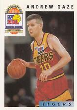 1992 Series Futera Basketball NBL Honours Awards Andrew Gaze 2 of 11