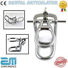 Dental Lab Adjustable Big Size Full Mouth Articulator Equipment Denture Dentists