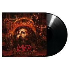 SLAYER - REPENTLESS  VINYL LP Special Vinyl Mastering  (Black  Vinyl)  NEU