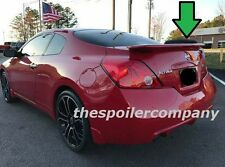 PRE-PAINTED ANY COLOR NO LIGHT REAR SPOILER FOR 2008-2013 NISSAN ALTIMA COUPE