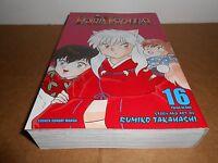 Inuyasha Vol. 16 (VIZBIG Edition) Manga Graphic Novel Book in English