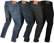 Levi's Mens 502 Regular Tapered Fit Jeans