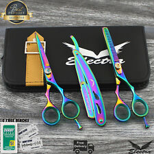 "5.5"" Professional Barber Hairdressing Scissors Hair Cutting Shear Japanese Steel"