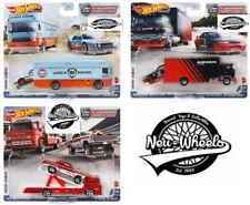 Hot Wheels 2021 Car Culture Team Transport Case K Lancia Nissan Mercury Presale