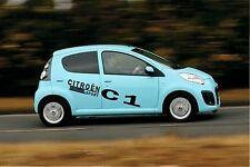 CITROEN C1 sport logo voiture adhésif, autocollants Décalcomanie Graphique