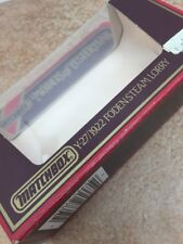 box only Matchbox  Y-27/1922 Fodensteam Lorry Limited Edition  empty BOX ONLY