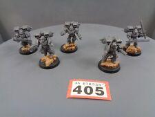Warhammer marines espaciales Ángeles de sangre veterano de la muerte empresa asalto 405 Vanguard