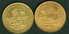 1,5 EURO TEMPORAIRE DES VILLES DE CASSIS 1997  ETAT  NEUF