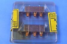 (2) Watkins-Johnson M1G-6 Microwave RF Mixer SMA 50 Ohm