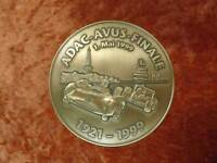 Adac-Avus-Finale 1. Mai 1999 Placa - Metal - 200G - 10 CM