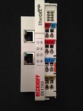 Beckhoff EK1100-0000   EtherCAT Coupler