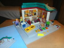 Playmobil 4410 Bakery shop, extra Grocery store Bake se my other store City life