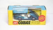Corgi 347 Chevy Astro 1 Experimental Car In Its Original Box -Near Mint Vintage