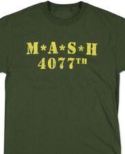 M.A.S.H. MASH distressed Logo T-Shirt Shirt Gr. xXL 2XL NEU