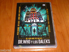 DR WHO Y LOS DALEKS / DR WHO AND THE DALEKS - English / Español - Precintada