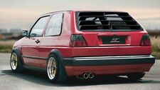 Jalousie für VW Volkswagen Golf 2 Heckklappe Spoiler Katzentreppe Window Louver