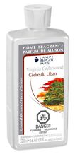 Lampe Berger Fragrance Oil Virginia Cedarwood 500ml 2 Pack with Free Funnel
