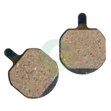 2 pairs Bicycle Bike Organic Disc Brake Pads for HAYES MX2 MX3 MX4 SOLE