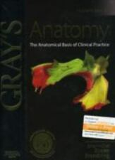 Gray's Anatomy: Anatomy : The Anatomical Basis of Clinical Practice by Susan St…