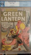 Showcase #24 PGX 4.5 (Like CGC) ~ *3rd Silver Age Green Lantern* ~ LOOKS NICER!!