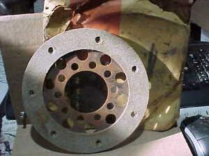 OEM HARLEY DAVIDSON  clutch hub disk 45 W 1941-1952. G 1941-1973  P/N 37950-41