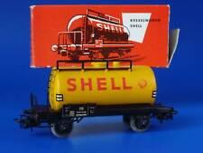 MARKLIN H0 - 4502 - SHELL TANK CAR /(60)/ BOX