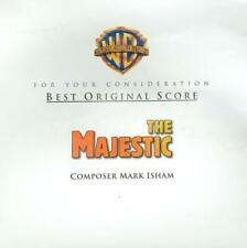 For Your Consideration The Majestic: Best Original Score PROMO FYC Music CD +Art