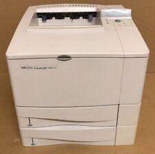 C4121A - HP LaserJet 4000TN A4 Desktop Mono Network Laser Printer