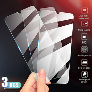 For Samsung A32 A51 A71 A50 A70 A20 A40 Tempered Glass Screen Protector Cover