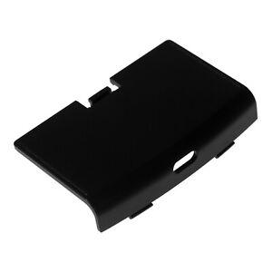 Game Boy Advance USB C Battery Cover Black RetroSix CleanJuice Back GBA