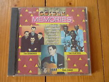 GOLDEN memories vol.17 Tommy Edwards Shirley & Lee Jack Scott Diamonds Fireflies