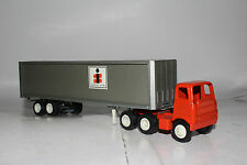 1970's Winross Die Cast Metal Semi Truck, Interstate Systems, Nice