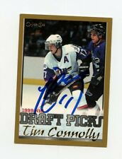 TIM CONNOLLY AUTOGRAPH AUTO 99-00 O-PEE-CHEE OPC ROOKIE RC #259 *62328