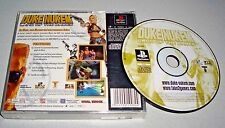 DUKE Nukem: paese of the babes (Sony Playstation 1, 2001) ps1 gioco