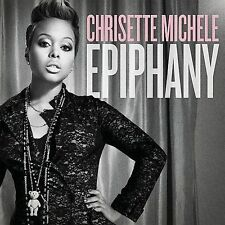 Epiphany (Deluxe Edition) by Chrisette Michele (CD, May-2009, 2 Discs, Def...