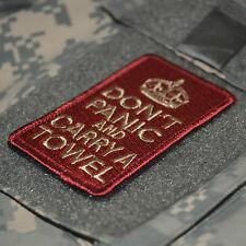 KANDAHAR JSOC USMC KILLER ELIET FORCE RECON: Keep Calm Carry Towel w/Travel Tag