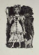 Antoni Clave Original Lithograph Signed