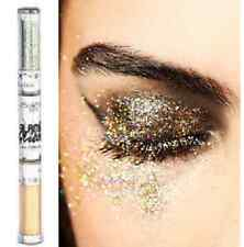 *SUPER SPARKLY GLITTER EYESHADOW WAND DUO*SETTING EYESHADOW GEL + GOLD GLITTER