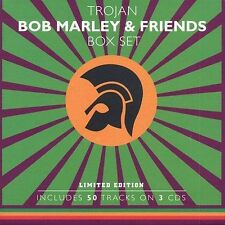 Trojan Bob Marley & Friends Box , Trojan Box Set: Bob Marley & Friends, Excellen