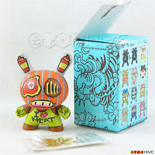 Kidrobot Dunny 2007 Tatoo Series Kevin Starai vinyl figure toy loose with box