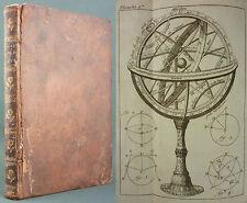 RIVARD - TRAITÉ DE LA SPHÈRE / TRAITÉ DU CALENDRIER 1743 -ASTRONOMIE NOMBRE D'OR