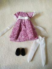 "Madeline 8"" Doll Rare Recital Dress Tights"