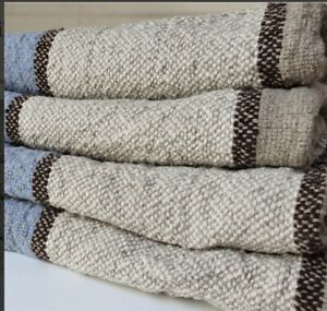 Extra Quality Linen Bath Towels 100% Linen Flax Natural Eco Pure Linen Organic