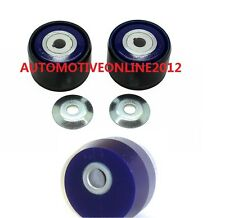 SUPERPRO Ford Falcon BA SEDAN SUPER PRO Rear Diff Mount Bush Kit BUSHING XR6 XR8