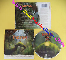 CD SOUNDTRACK Phil Collins,Mark Mancina Tarzan WDR 496492-2 no dvd vhs(OST4)