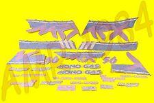 KIT DECALCO ORIGINALI MALAGUTI  MRX 50/90 BIANCO CODICE 18105102